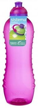 Squeeze drikkedunk, pink - 620 ml