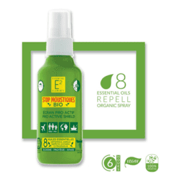 E2 Essential Elements - stop myggen på naturligvis - 75 ml