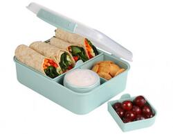 Bento lunch to go renew, mint - 1,65 L
