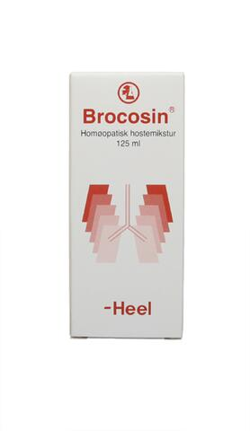 Brocosin hostemikstur - 125 ml