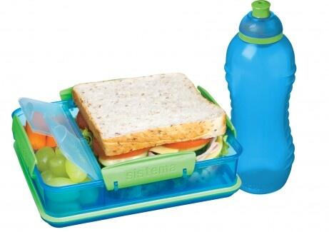 Lunch pack med squeeze dunk - 2-pack