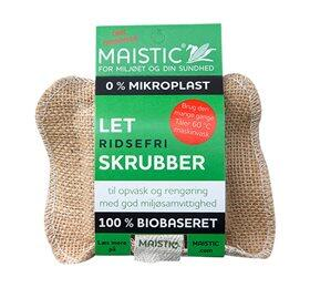 Let ridsefri skrubber - Fri for mikroplast