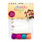 Doddlebags madposer á 100 ml - 4 stk.