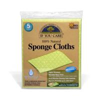 Sponge cloth - 5 stk