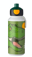 Dino pop-up drikkedunk - 400 ml